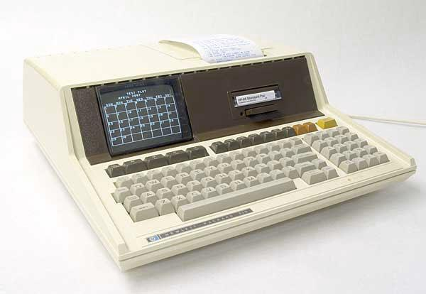Компьютер HP-85