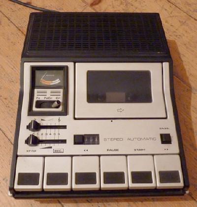 Кассетный стереофонический магнитофон Grundig C 480 производился с 1977 по 1978 год. Магнитофон может работать как