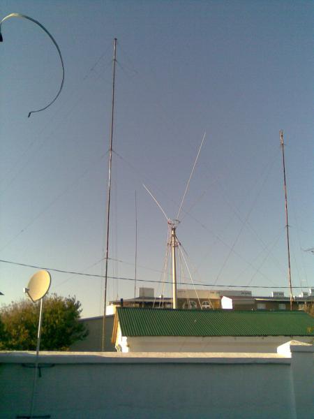 Антенны маяка