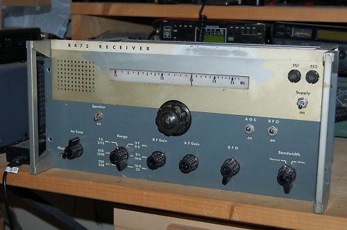 Радиоприемник Redifon R 475