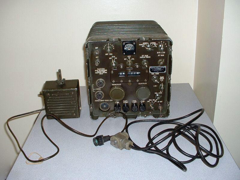 Радиоприемник Collins R-392