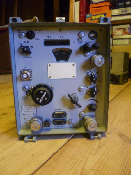 КВ приемник Р-326М