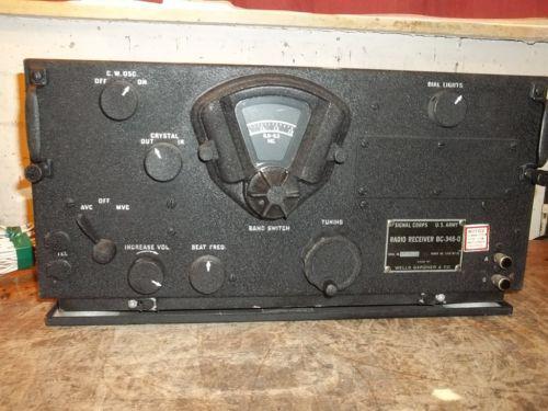 Радиоприемник ВС-348