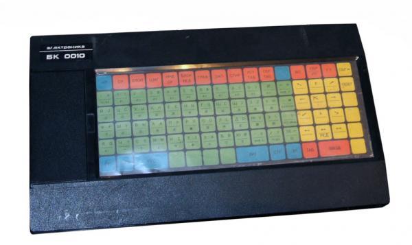 Компьютер БК-0010