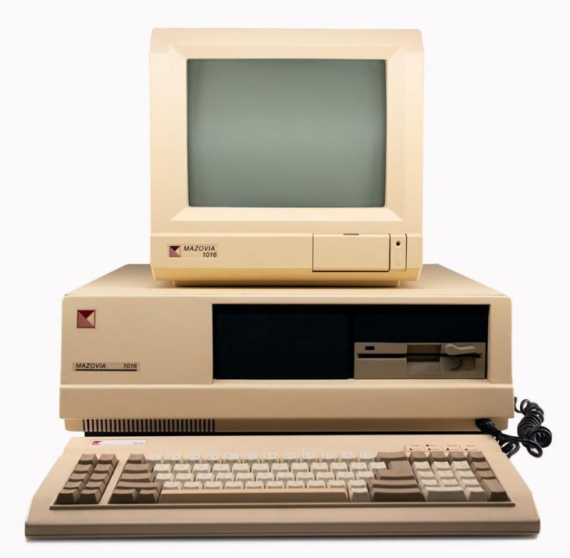 Персональный компьютер Mazovia 1016