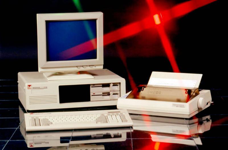 Персональный компьютер Mazovia 1116