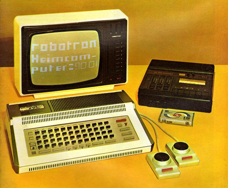 Домашний компьютер Robotron Z9001
