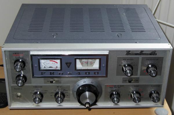 Радиоприемник Yaesu FRDX-400